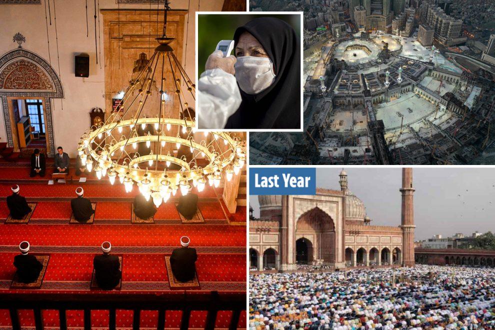 Eid 2020 muted by coronavirus as millions remain on lockdown around the world