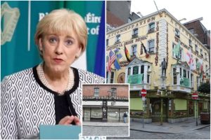 Ireland's pubs may reopen earlier than August and restaurants in June if spread of bug kept under control, minister says