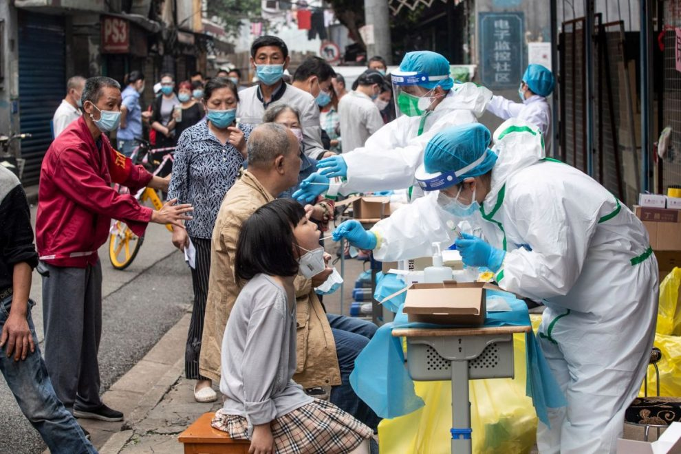 Where is Wuhan and did coronavirus start in the Chinese city?
