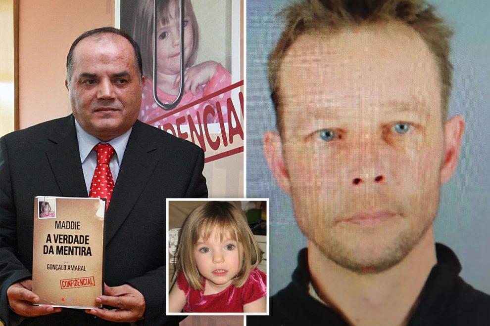 Disgraced Madeleine McCann cop Goncalo Amaral brands Maddie murder suspect a 'scapegoat' on Portuguese TV