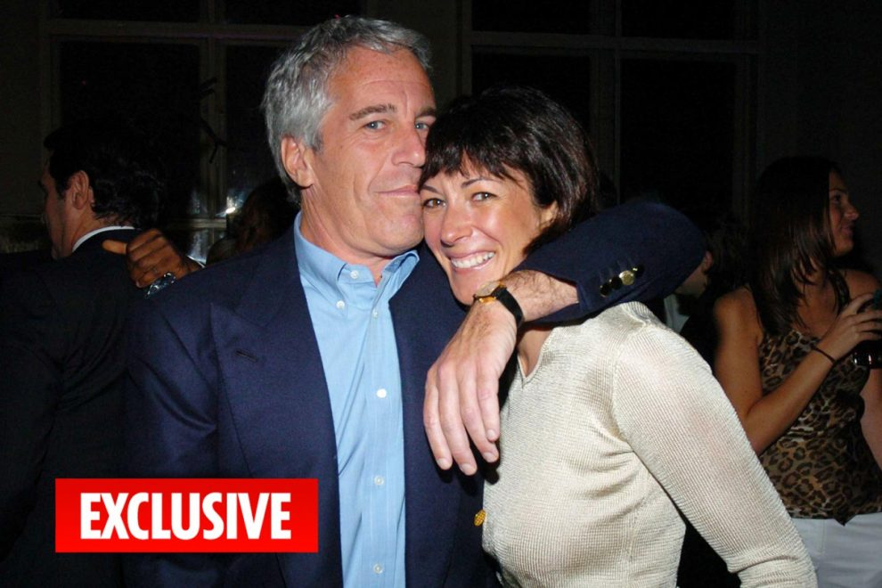 Jeffrey Epstein's 'madam' Ghislaine Maxwell hiding out in luxury Paris flat minutes from paedophile's £7m pad