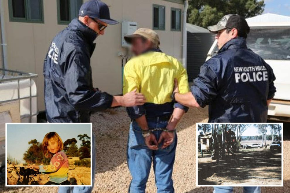 Monster convicted of raping niece who was also his SISTER lifting lid on Australia's 40-strong Colt 'incest' family