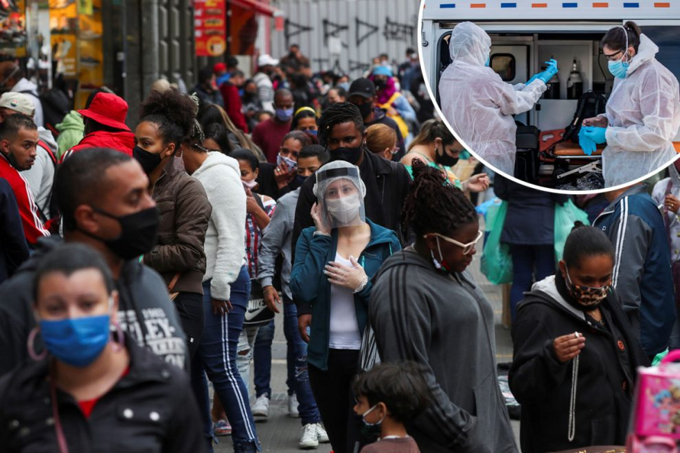 Biggest ever increase in global coronavirus cases for a single day as 260,000 test positive in 24 hours