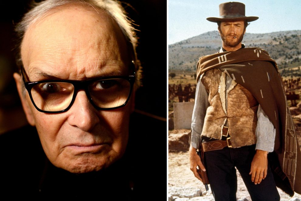 Ennio Morricone dead at 91 – Legendary Hollywood composer behind The Good The Bad and The Ugly theme dies