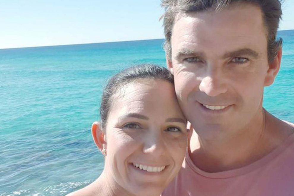 Family's grief after dad-of-two 36, killed in horror shark attack while diving off the coast of Australia