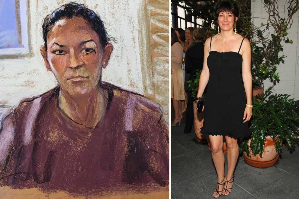 Ghislaine Maxwell is secretly MARRIED to a mystery 'spouse' but won't reveal their identity, prosecutors say