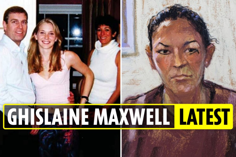 Ghislaine Maxwell latest: Jeffrey Epstein's ex-lover believes he was murdered as she awaits trial in Brooklyn prison