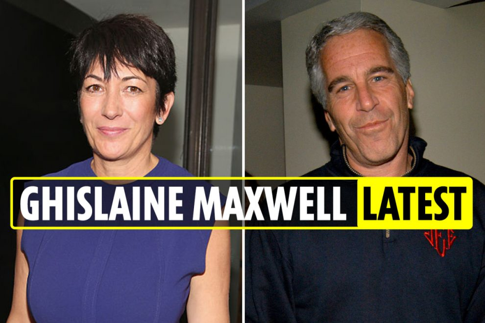 Ghislaine Maxwell latest news: Brit loses bid to keep sex secrets docs sealed and fears over Epstein witness harassment