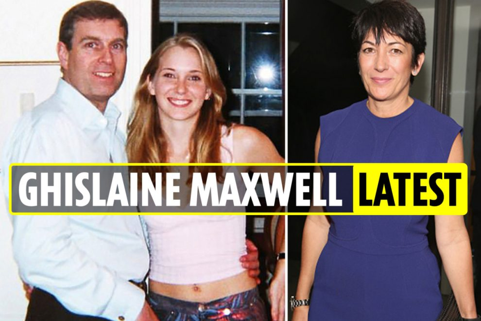 Ghislaine Maxwell news: Brit was 'mastermind' of Epstein abuse & Prince Andrew should be worried, says Virginia Roberts