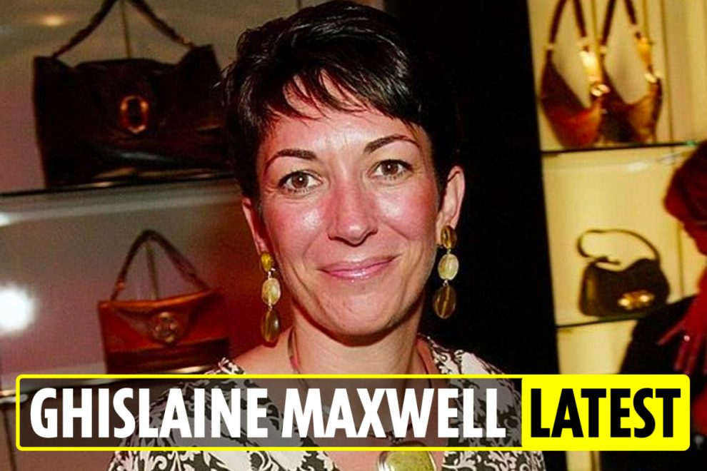 Ghislaine Maxwell news: Socialite will be locked in prison cell for 23 hours a day – LIVE updates