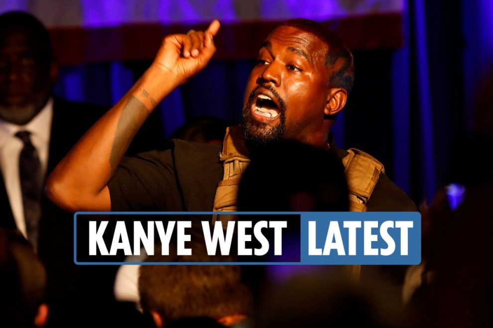 Kanye West latest news: Friends fly to Wyoming to 'check on him amid breakdown' – LIVE updates