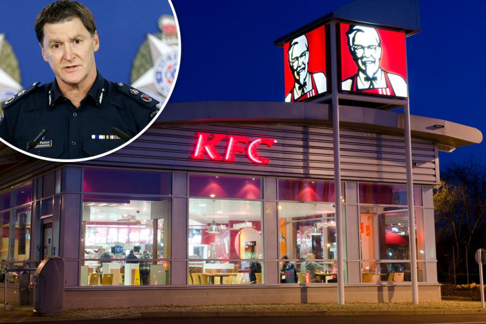 World's most expensive KFC as group of hungry Aussies' late night trip costs them £14,000 in lockdown breach fines