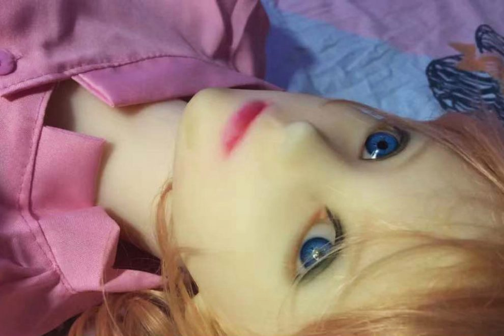 'Child' sex dolls with disposable private parts so sickos can hire them by the hour on sale in China