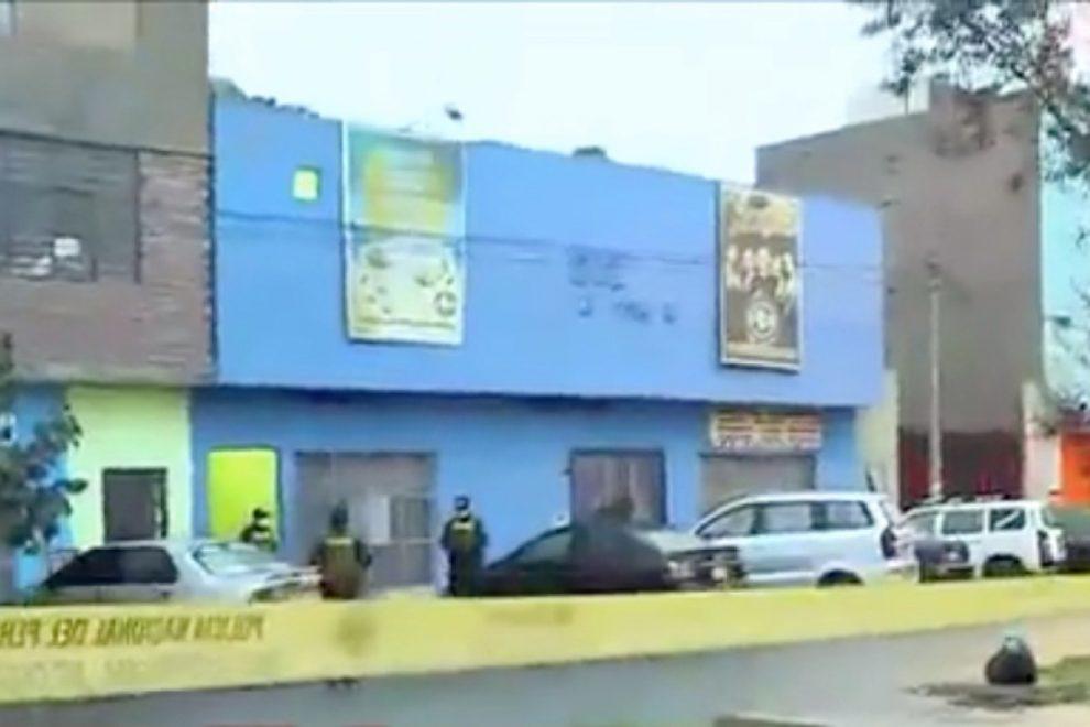 At least 13 clubbers crushed to death as police raid venue breaching coronavirus rules in Peru