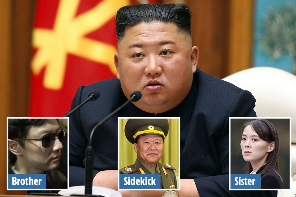 How Kim Jong-un's death would spark Game of Thrones-style battle for succession as rivals battle power-hungry sister
