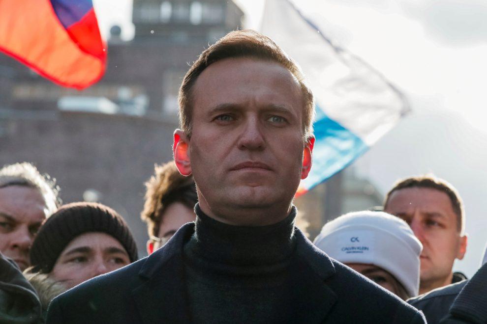 Russian docs dismiss Putin foe Alexei Navalny's toxic tea poisoning as just low blood sugar