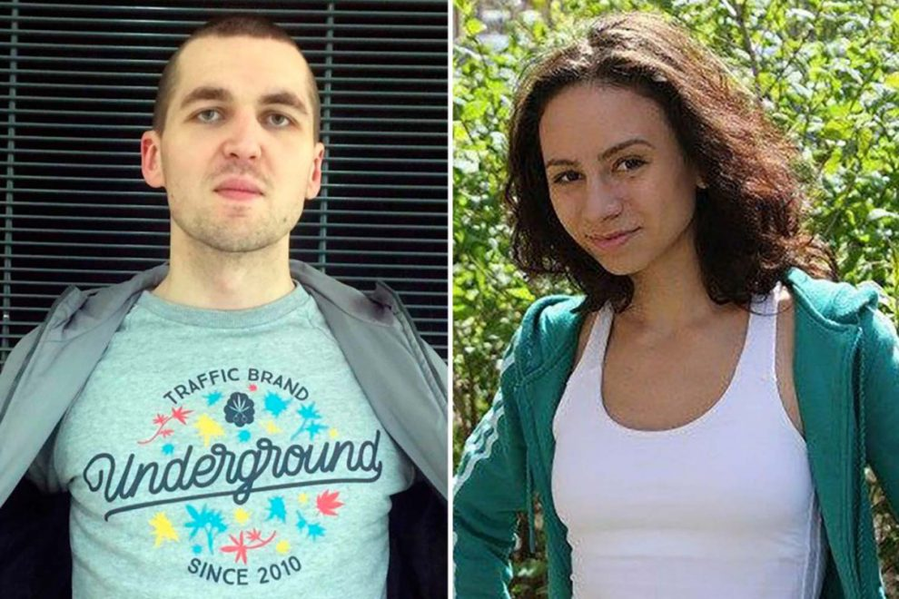 Ukrainian rapper's wife 'who chopped up dead husband's corpse' and kept it in fridge says: 'What have I done?'