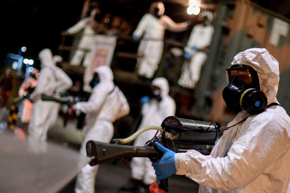 World is NOWHERE near coronavirus herd immunity and we must immediately abandon any hope of reaching it soon, WHO warns