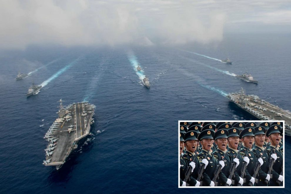 China says it's 'militarily and morally ready for war' after 11,000 US troops hold massive drills in Guam