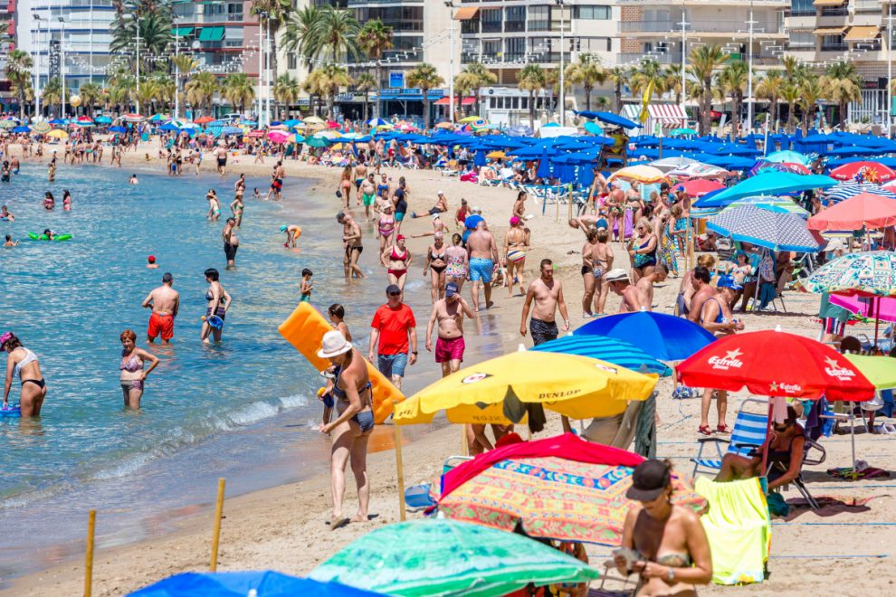 Costa Blanca town near Benidorm suffers massive coronavirus spike blamed on huge influx of tourists