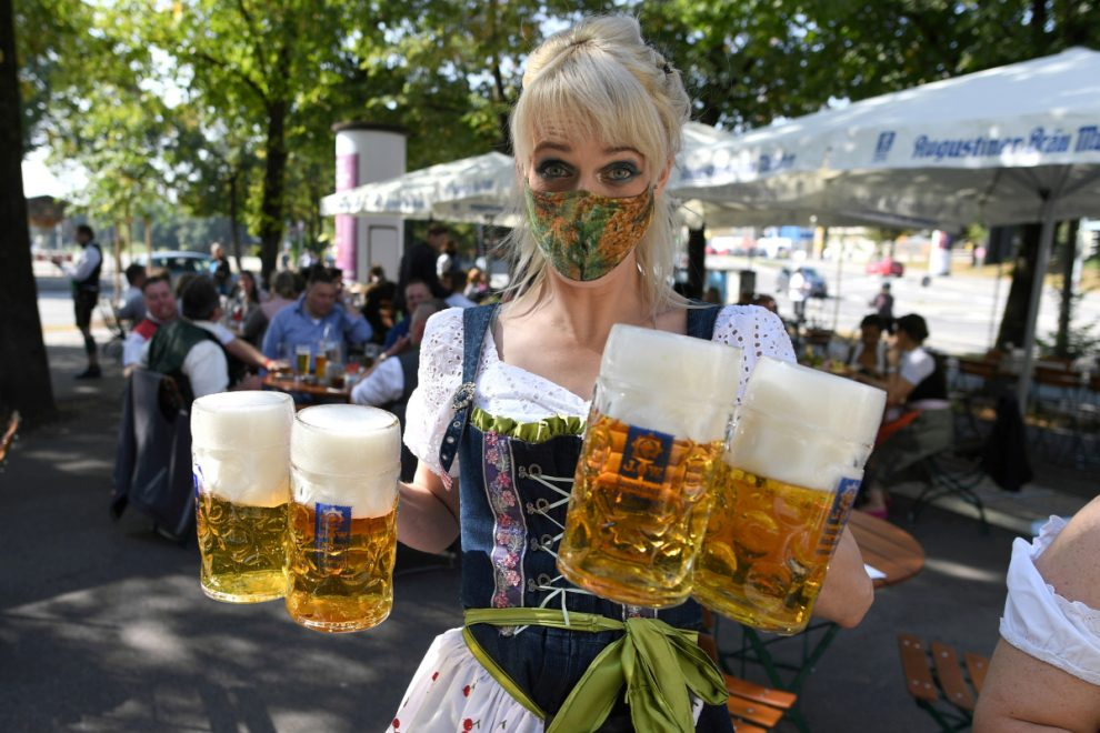 Fears growing rogue Oktoberfest parties will spark Covid second wave in Germany as cases hit highest since April