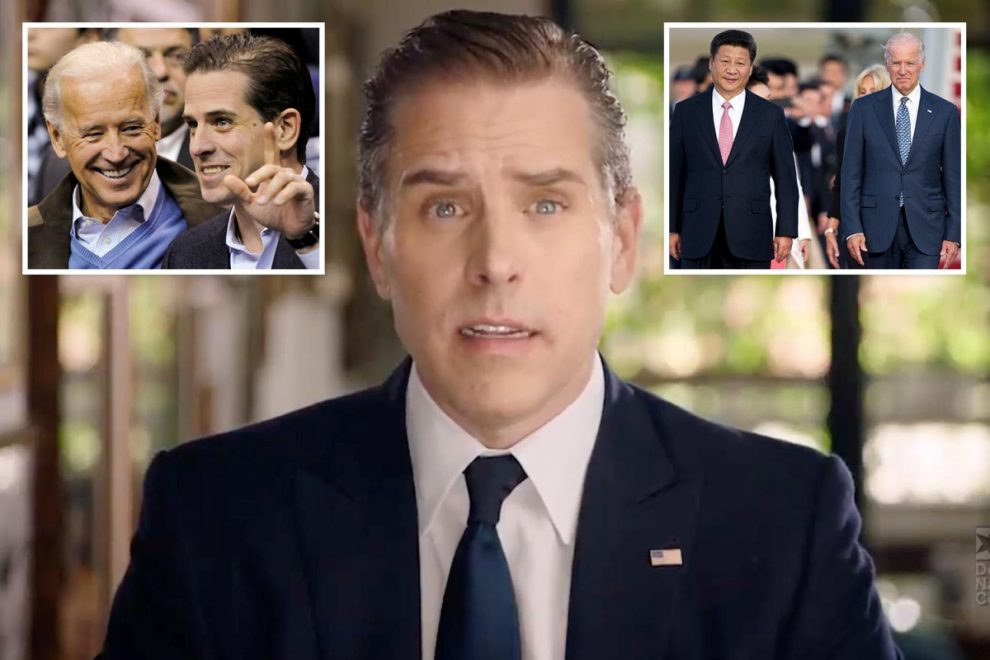 Hunter Biden 'helped China's interests and may have harmed US national security with business deals', film claims