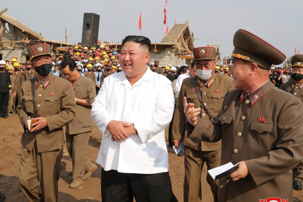 North Korea 'executes five Economic Ministry workers after they slammed Kim Jong-un's policies at dinner party'