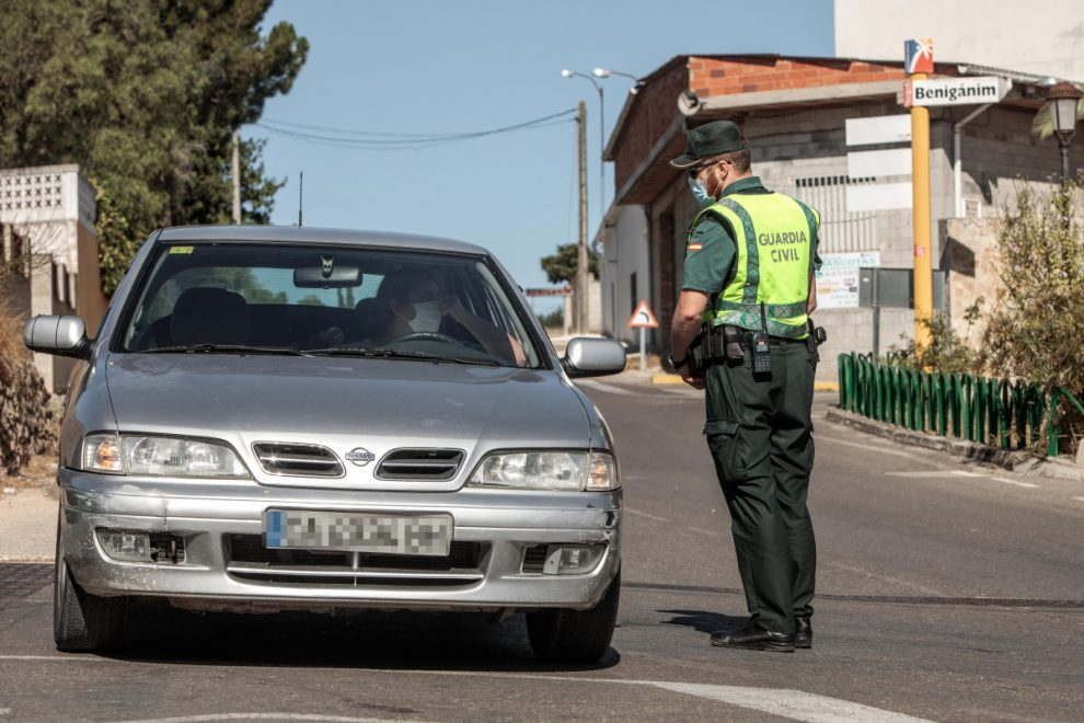Spanish tourist town in lockdown after coronavirus rate soars out of control