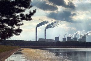 Europe Coal Plant Belchatow