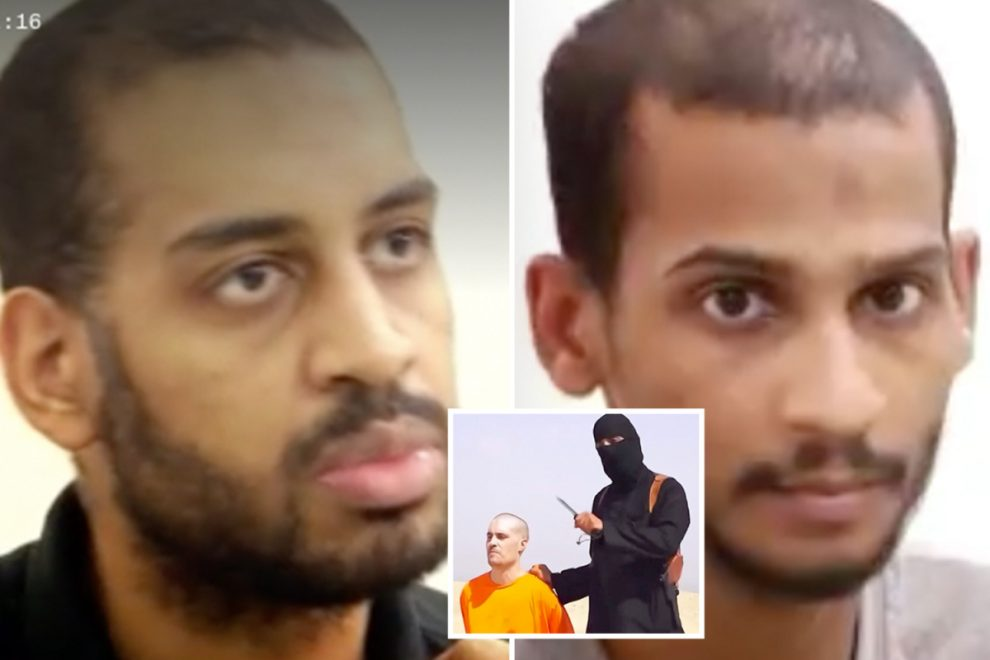 American Jihadi John victim James Foley was tortured by British ISIS 'Beatles' when he complained about a lack of food