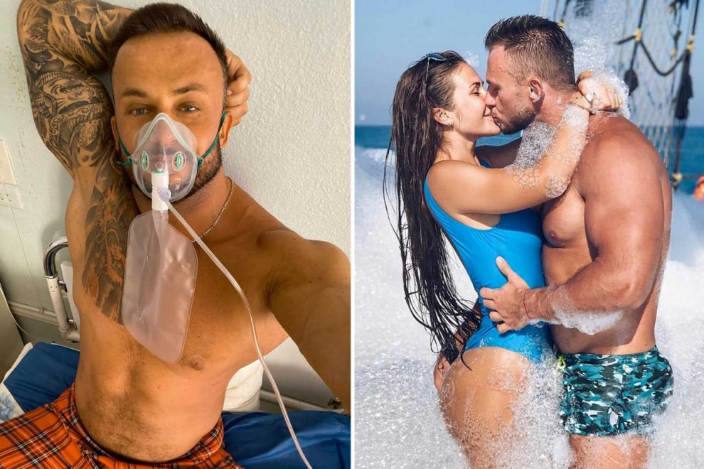 Influencer, 33, who 'thought Covid didn't exist' dies after catching the virus