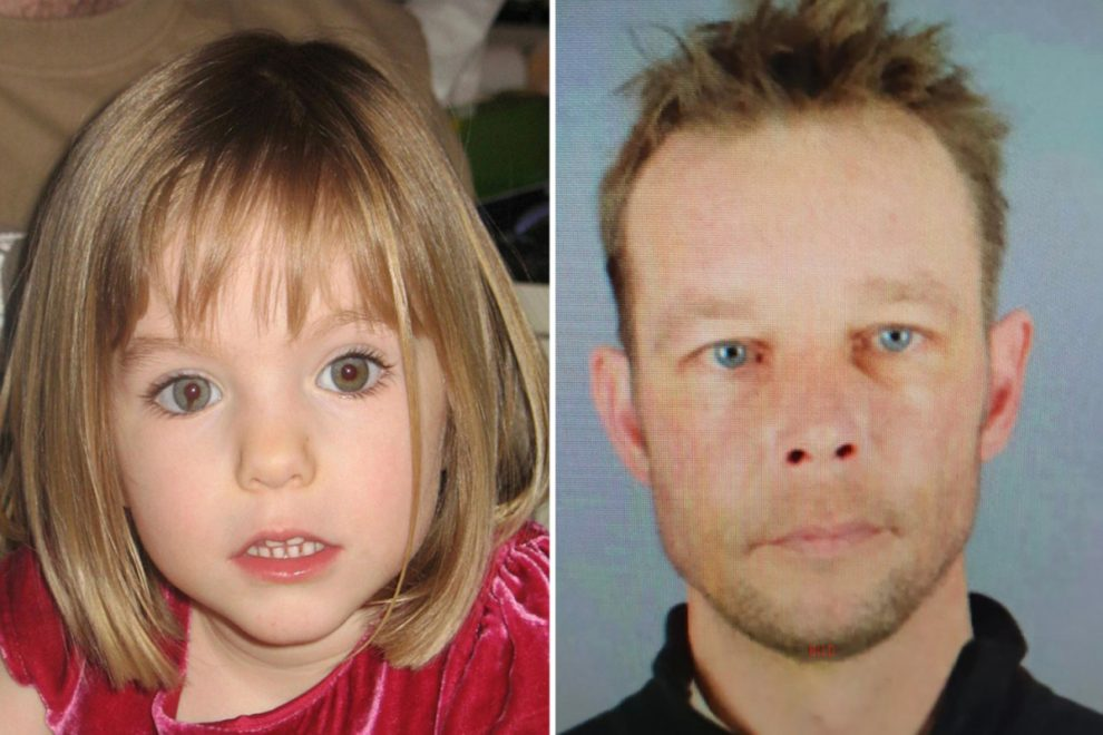 Madeleine McCann detectives 'hired prisoner to get confession from prime suspect Christian B' behind bars