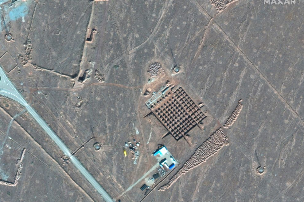Iran moves air defences to nuclear sites and warns Trump strike could trigger war 'worse than Iraq'