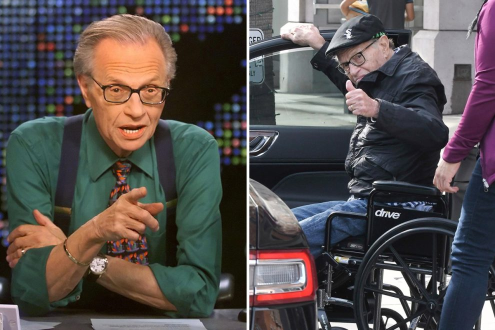 Larry King dead – Legendary talk show host dies at 87 after Covid battle