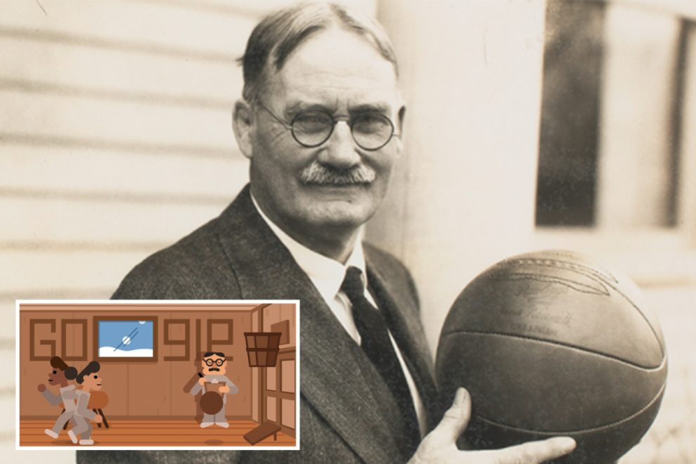 Who was James Naismith? Google Doodle celebrates the inventor of basketball