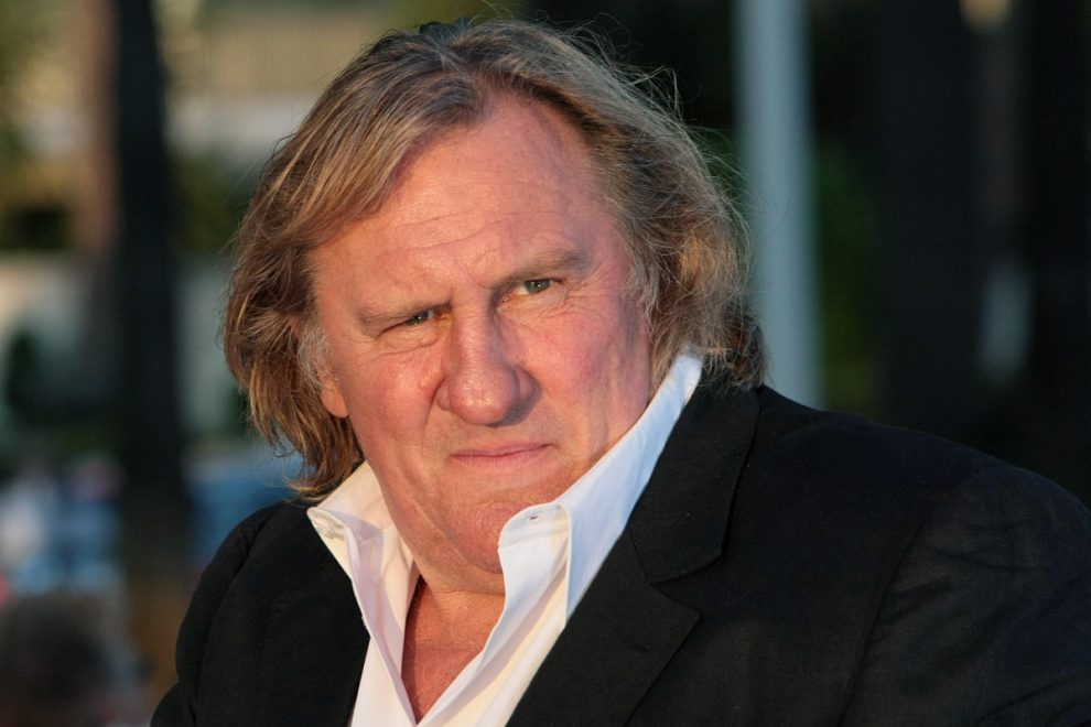 How old is Gerard Depardieu and is he married?