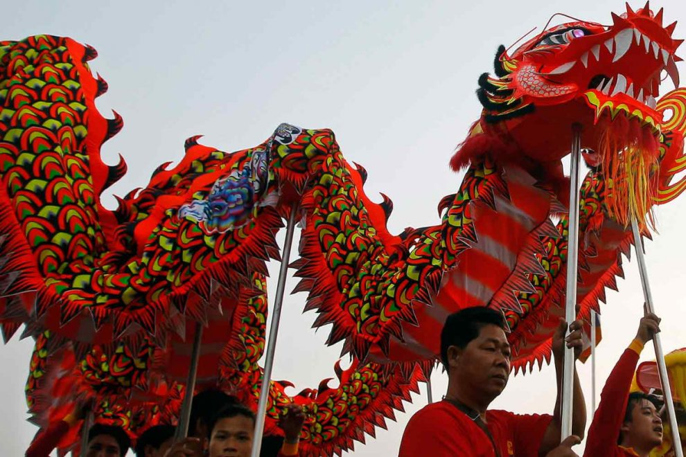 How to say Happy New Year in Chinese and what does gong hei fat choy mean?