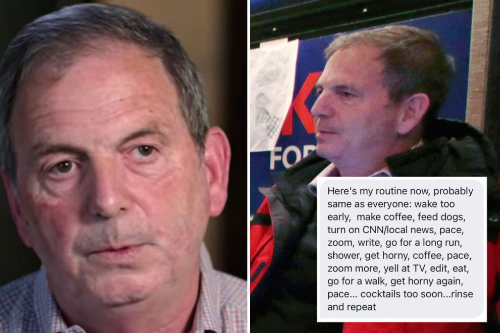 Lincoln Project's John Weaver probed by FBI after anti-Trumper's 'graphic messages to interns revealed'