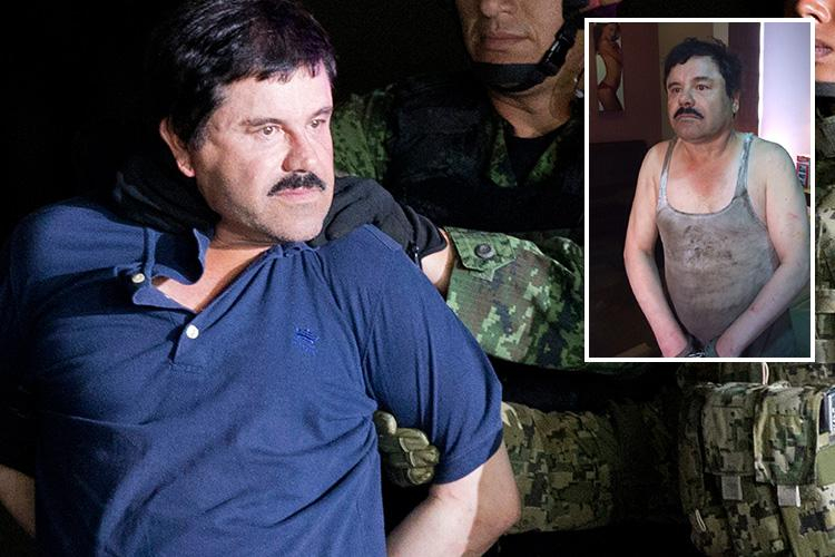 Where is El Chapo now and what's his net worth? Mexican drug lord Joaquin Guzman behind the Sinaloa cartel
