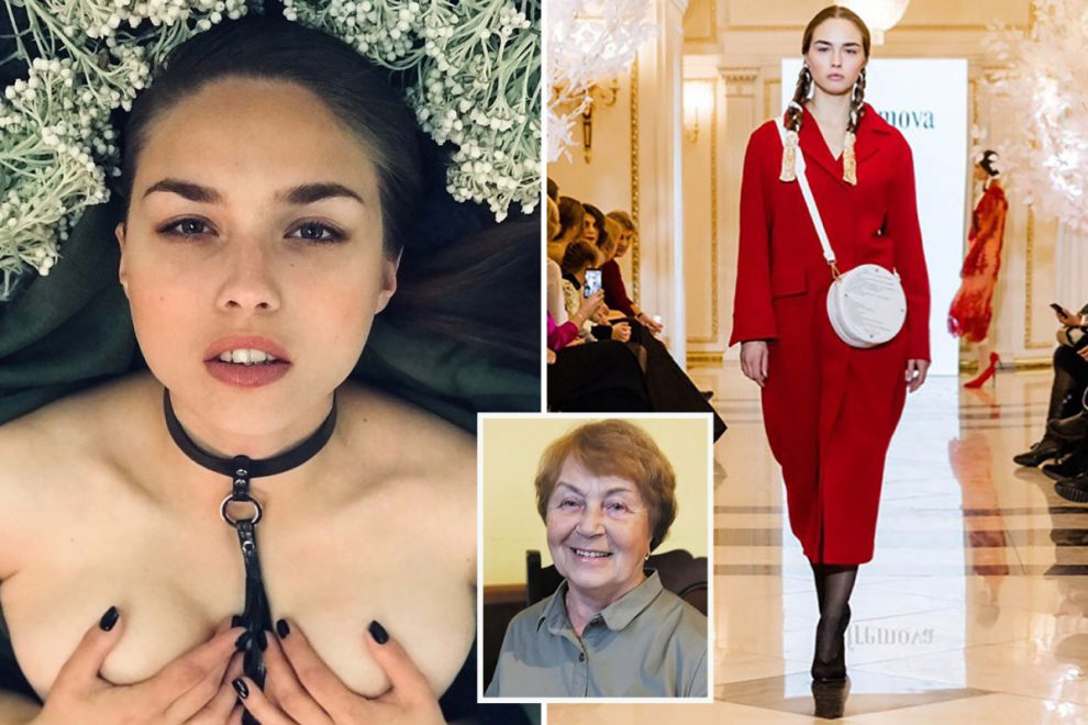 Drunk model 'beat her gran, 81, to a pulp for refusing to lend her booze money to celebrate International Women's Day'