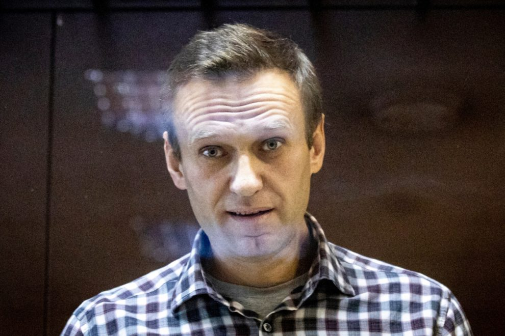 Jailed Putin critic Alexei Navalny goes on hunger strike over his inhuman treatment in hellhole Russian prison