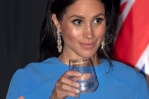 Meghan Markle condemned for wearing 'blood money' diamond earrings from Saudi prince