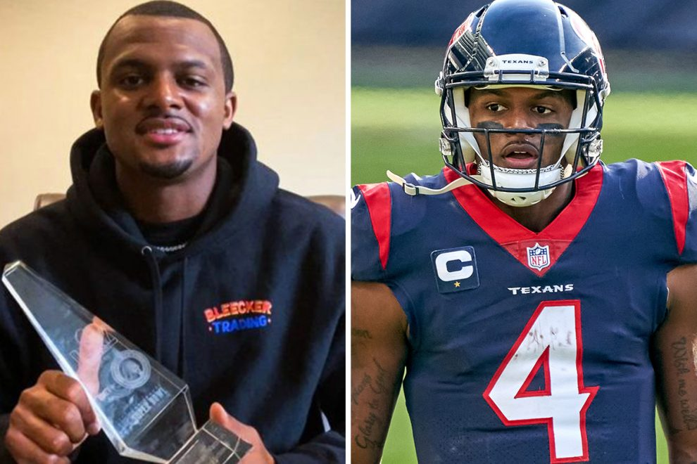 NFL star Deshaun Watson's 14th accuser claims he's a 'serial predator' who attacked her in 'terrifying' LA assault