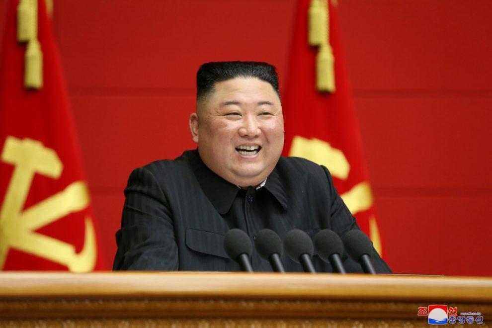 North Korea fires a 'long range ballistic missile' as Kim Jong-un dramatically restarts war-mongering weapons test