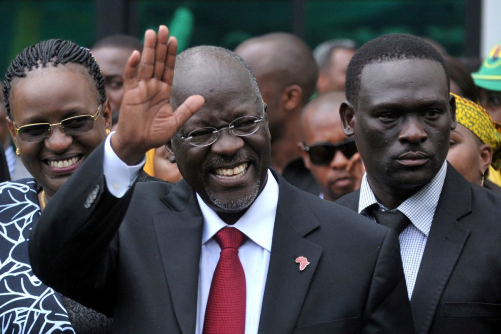 Tanzania's president dies aged 61 from 'heart complications' after rumours covid-sceptic leader had contracted virus