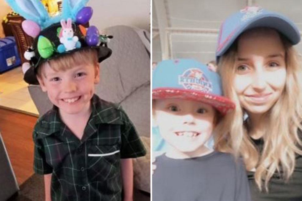 Boy, 6, fighting for life after his heart stopped for 30 MINUTES due to mystery accident while playing alone in bedroom