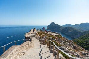 Brit expat, 56, dies falling 150ft from beauty spot lookout onto rocks below in Majorca
