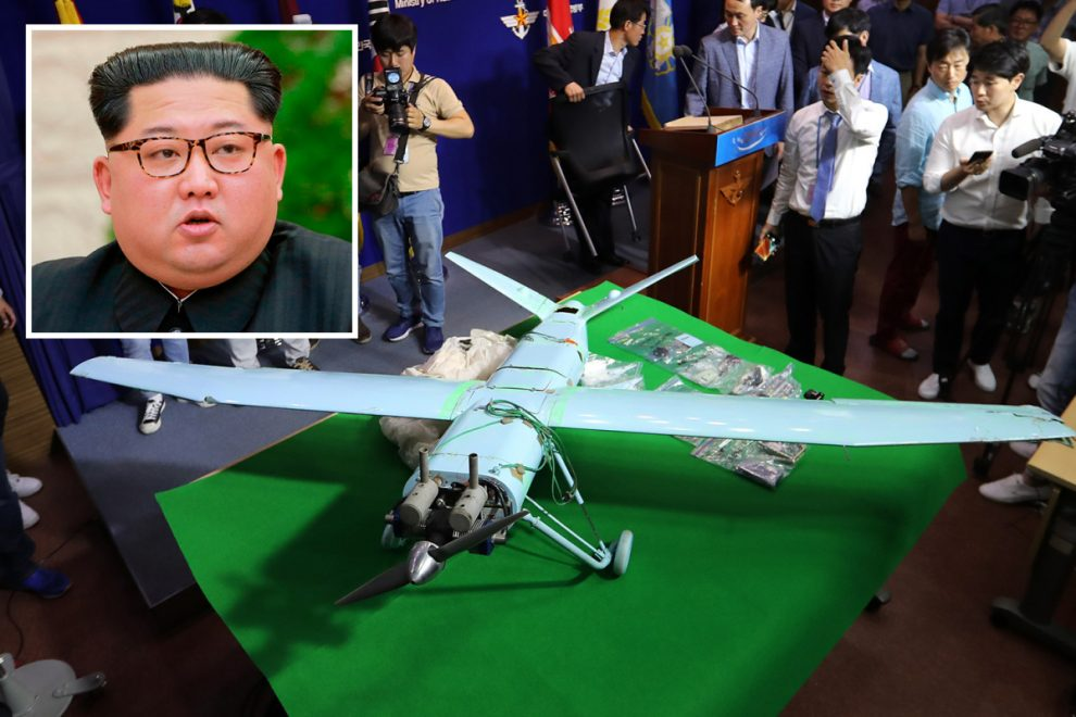 Kim Jong-un launches new army of 'suicide' drones to spy on the West & launch attacks deep behind enemy lines