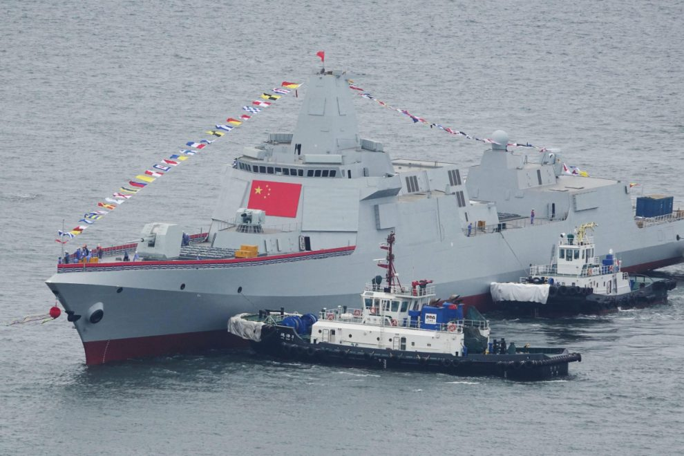 'High likelihood' of war with China, top Australian general warns in leaked briefing to troops