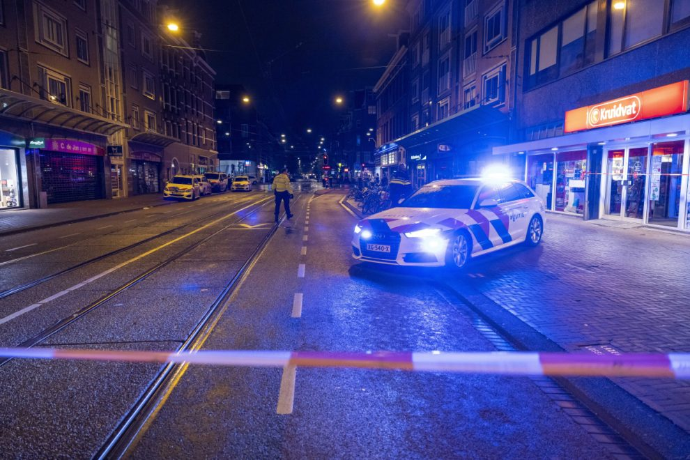 Amsterdam stabbing: One person killed as five people knifed in horror attack in Dutch capital